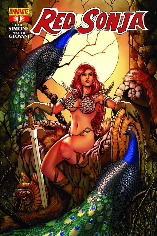 Red Sonja #1 (Doran Cover)