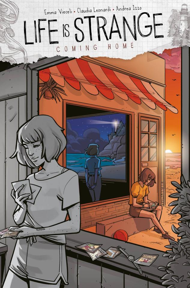 Life Is Strange: Coming Home #2 (Leonardi Cover)