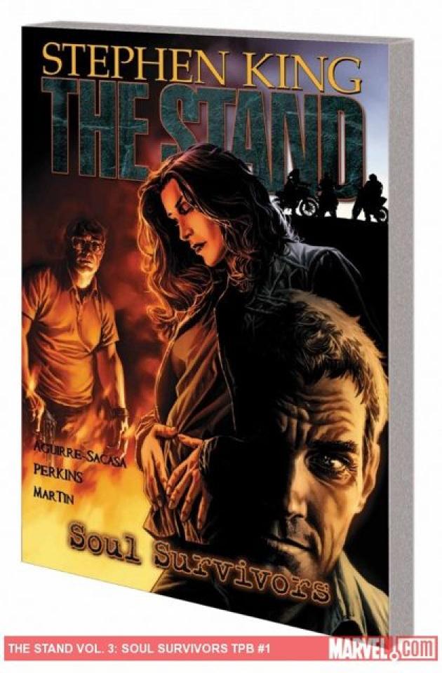 The Stand Vol. 3: Soul Survivors