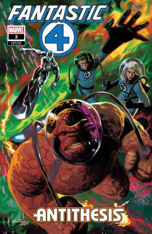 Fantastic Four: Antithesis #2 (Acuna Cover)