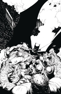 Batman: The Court of Owls Coloring Book