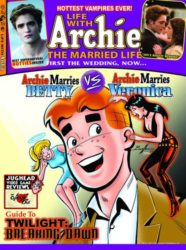 Life With Archie #13