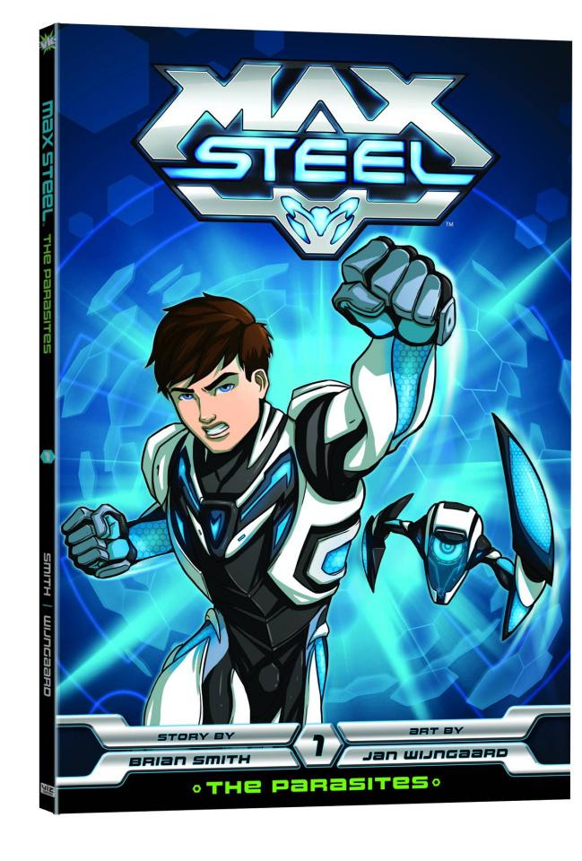 Max Steel Vol. 1