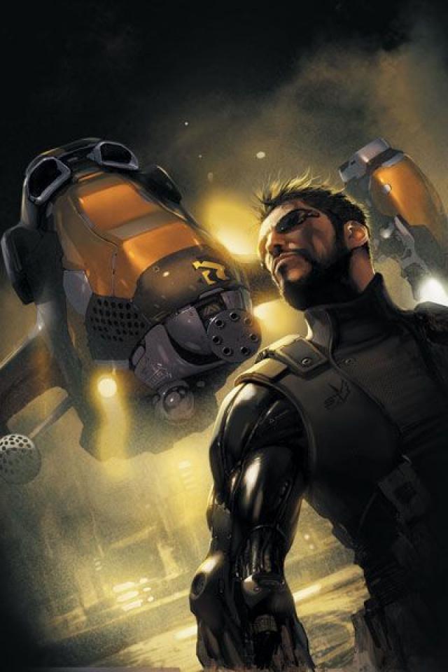 Deus Ex #6