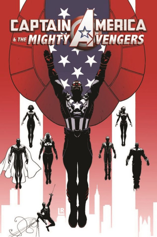 Captain America and the Mighty Avengers #2 Axis