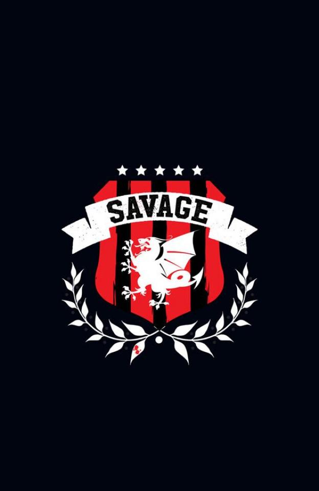 Savage #1 (Fletcher Cover)