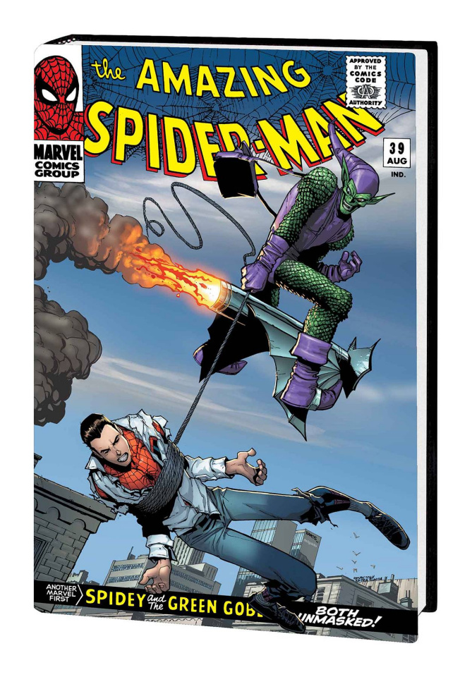 The Amazing Spider-Man Vol. 2 (Omnibus Ramos Cover)