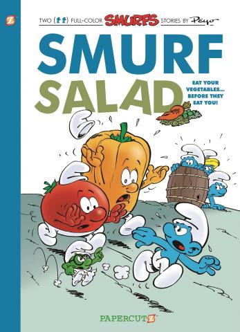 The Smurfs Vol. 26: Smurf Salad