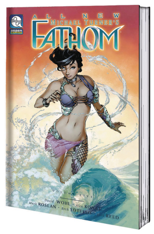 Fathom Vol. 5: Cold Destiny