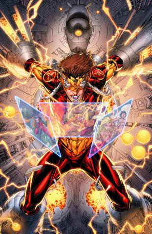 Teen Titans #25: Evil