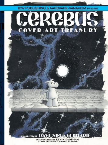 Cerebus: Cover Art Treasury