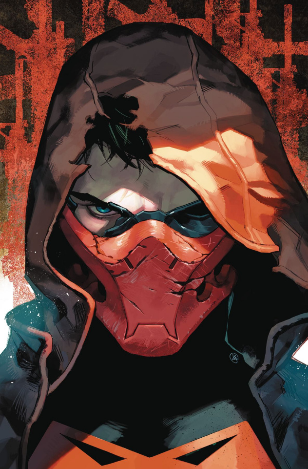 Red Hood: Outlaw #36 (Card Stock Cover)