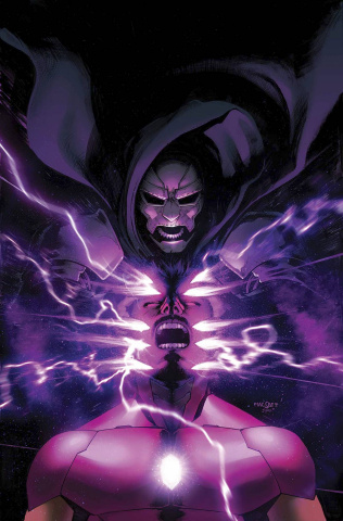 Invincible Iron Man #5