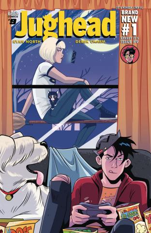 Jughead #9 (Derek Charm Cover)