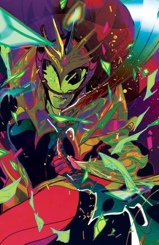 Power Rangers: Drakkon - New Dawn #3 (25 Copy Ward Cover)
