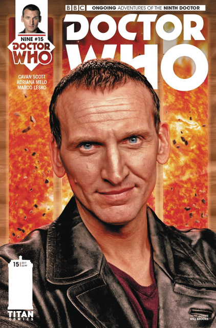 Doctor Who: New Adventures with the Ninth Doctor #15 (Photo Cover)