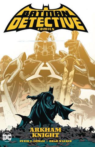 Detective Comics Vol. 2: Arkham Knight