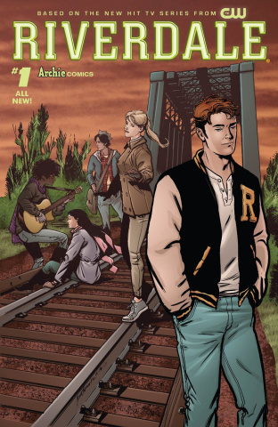 Riverdale #1 (Krause Cover)