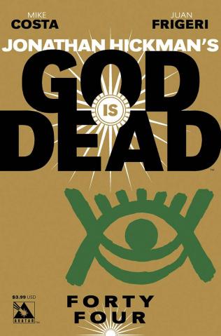 God Is Dead #44