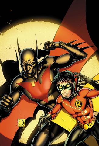 Batman Beyond #20 (Variant Cover)