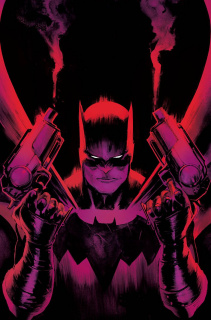Detective Comics #966 (Variant Cover)