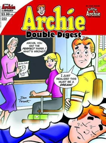 Archie Double Digest #222