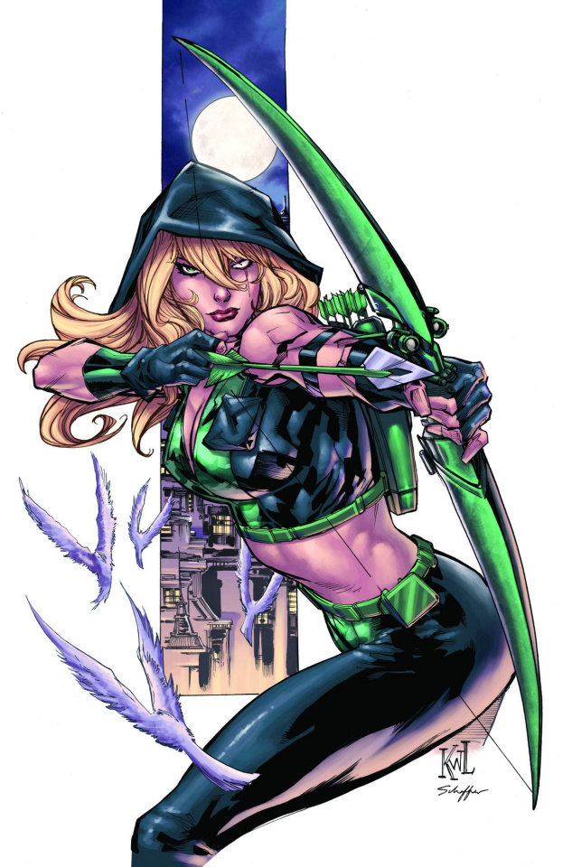 Grimm Fairy Tales: Robyn Hood - Age of Darkness (Lashley Cover)