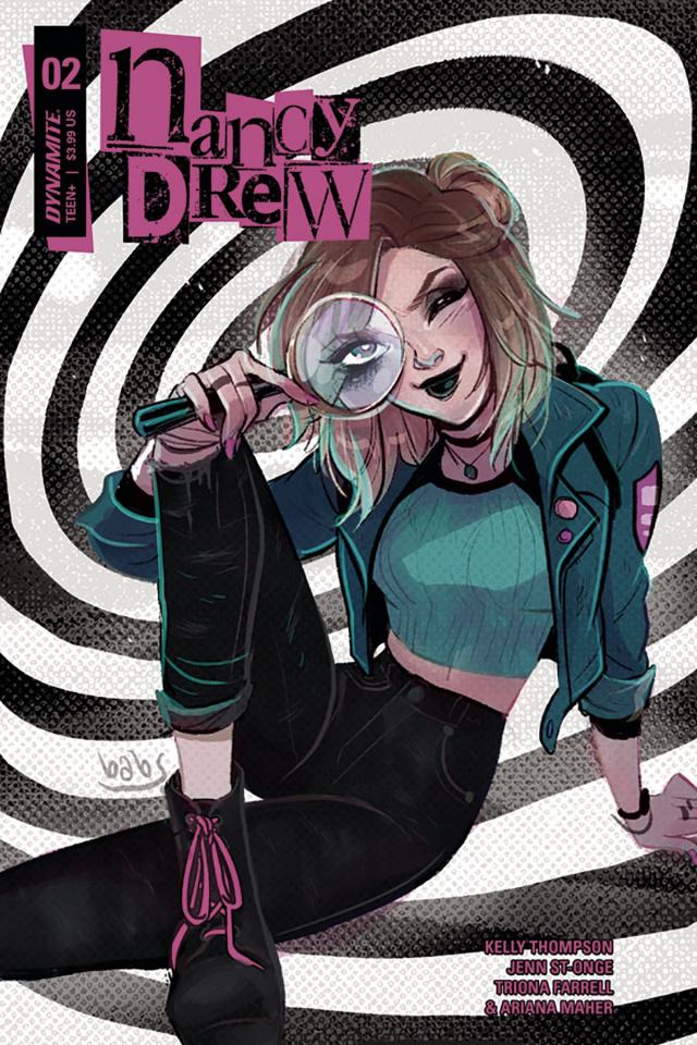 Nancy Drew #2 (Tarr Cover)