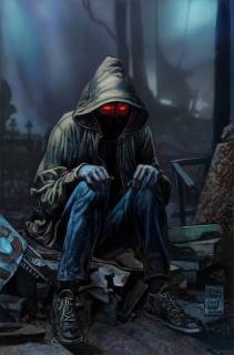 Bloodshot: Reborn #9 (Fabry Cover)