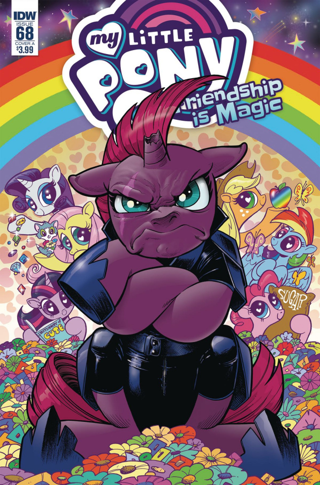 My Little Pony: Friendship Is Magic #68 (Price Cover)