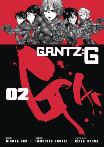 Gantz:G Vol. 2
