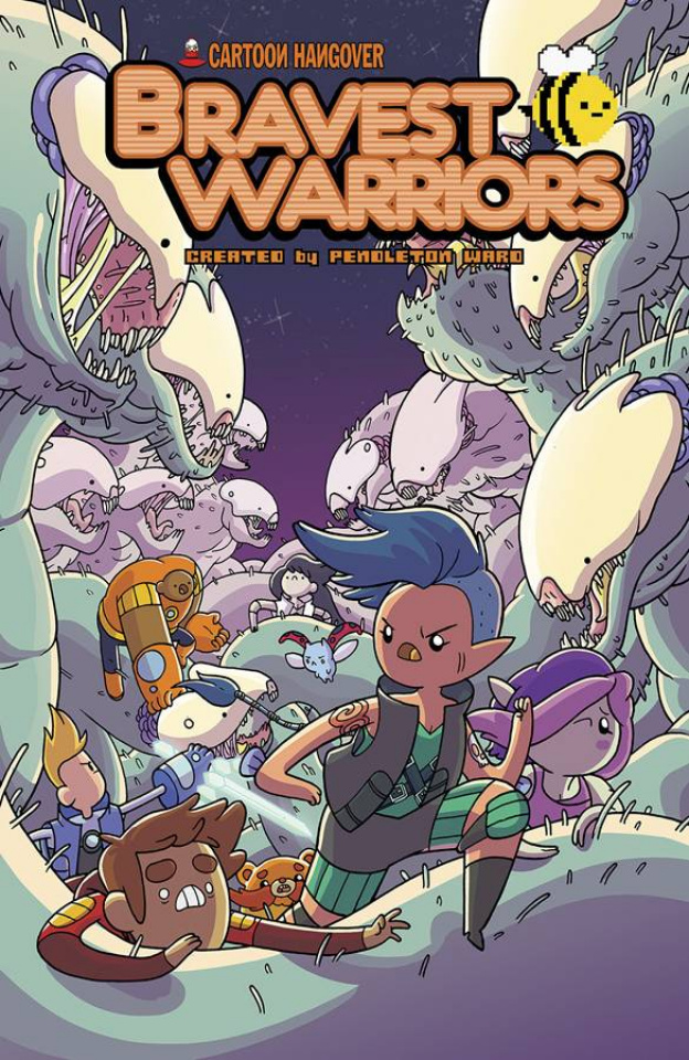 Bravest Warriors #27