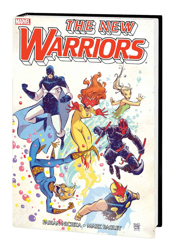 New Warriors Classic Vol. 1 (Omnibus Young Cover)
