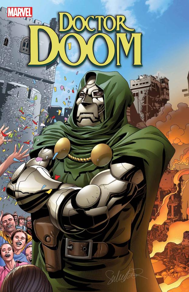 Doctor Doom #10