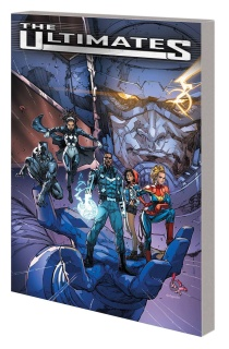 The Ultimates Vol. 1: Start with the Impossible
