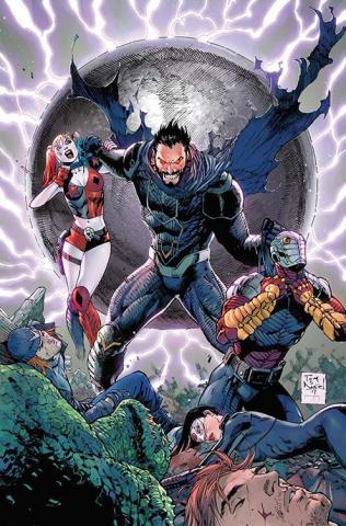 Suicide Squad #18