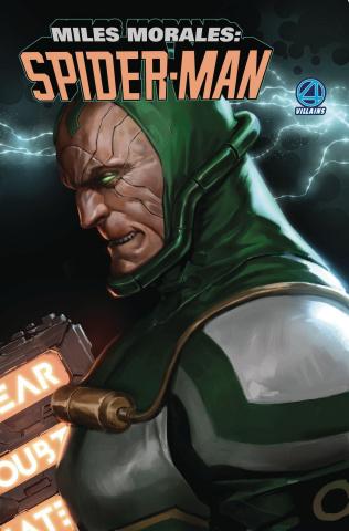 Miles Morales: Spider-Man #1 (Djurdjevic Fantastic Four Villains Cover)
