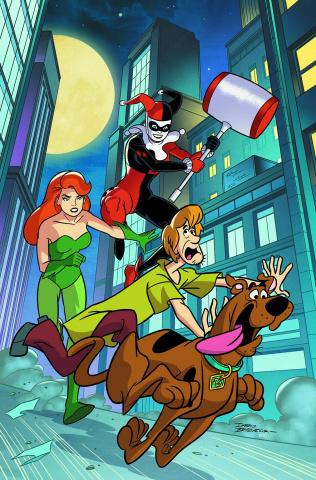 Scooby Doo Team-Up #12