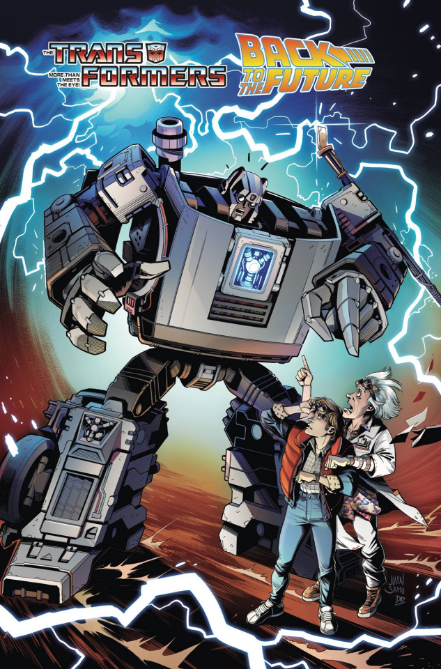 The Transformers / Back to the Future