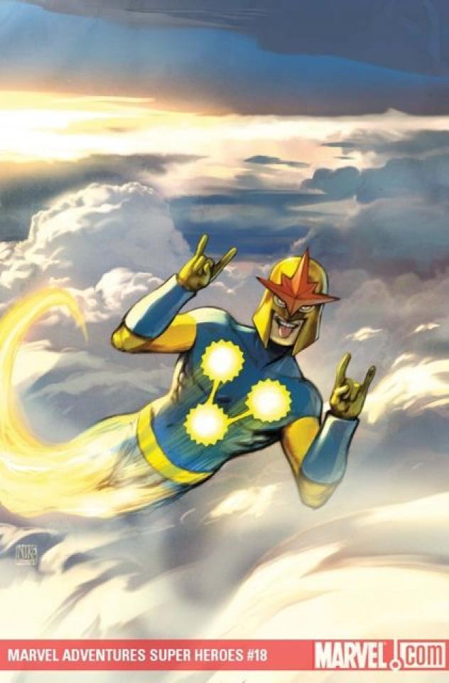 Marvel Adventures: Super Heroes #18