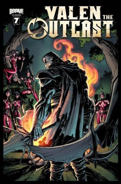 Valen the Outcast #7
