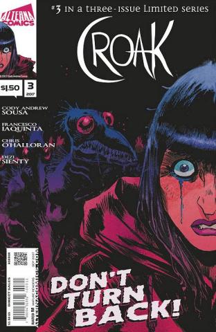 Croak #3