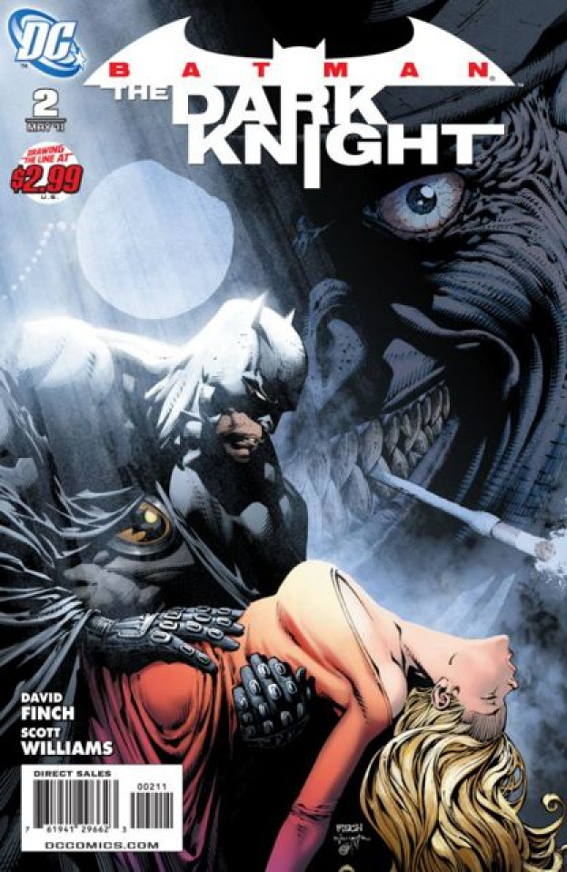 Batman: The Dark Knight #2