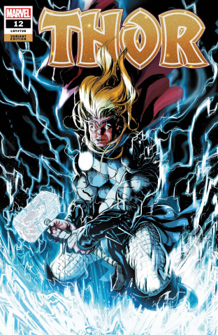 Thor #12 (Shaw Cover)