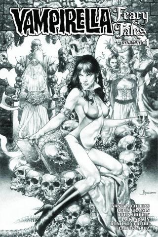 Vampirella: Feary Tales #1 (10 Copy Anacleto Cover)