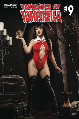 Vengeance of Vampirella #9 (Ramirez Cosplay Cover)