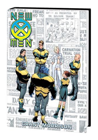 New X-Men (Omnibus)