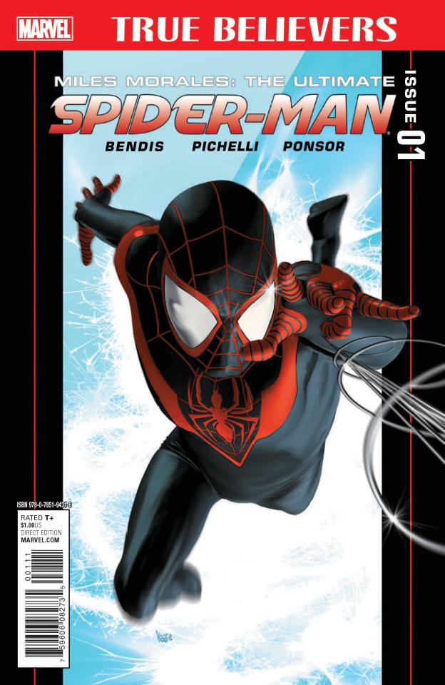 Miles Morales: Ultimate Spider-Man #1 (True Believers)