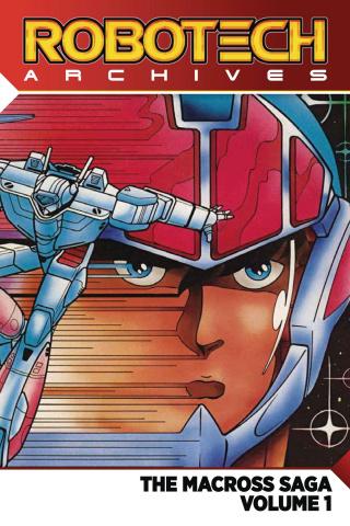 Robotech Archives Vol. 1 (Omnibus)