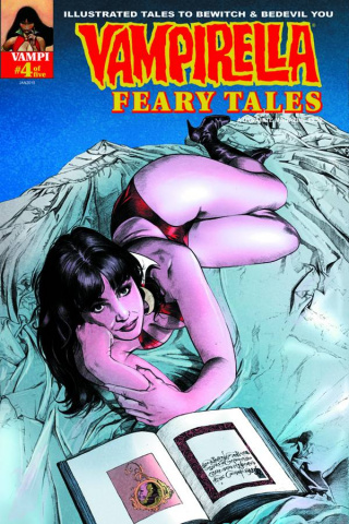 Vampirella: Feary Tales #4 (Subscription Cover)